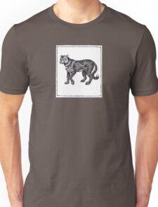 Graphic Cheetah Unisex T-Shirt