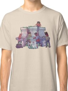 Hardcore Lady-Types: An Ode to Lumberjanes Classic T-Shirt