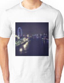 London Night Scene Unisex T-Shirt
