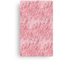 Adorable pink Canvas Print