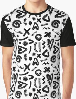 Abstract pattern. Graphic T-Shirt