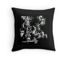 Tetsuo The Iron Man Throw Pillow