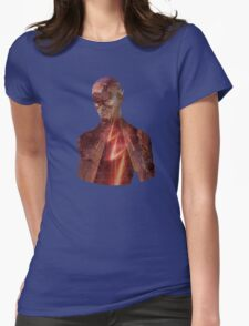 Flash - Barry Womens Fitted T-Shirt