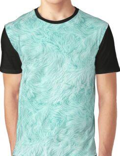 Adorable blue Graphic T-Shirt