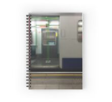 District Line Spiral Notebook