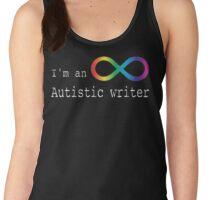 Autistic Writer Women's Tank Top