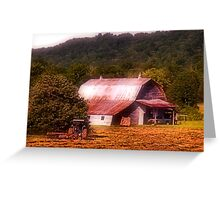 """""""Long Day Ahead""""... prints and products Greeting Card"""
