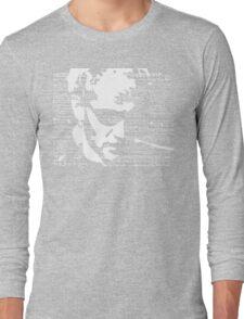 Layne Staley 'Junkhead' tee Long Sleeve T-Shirt