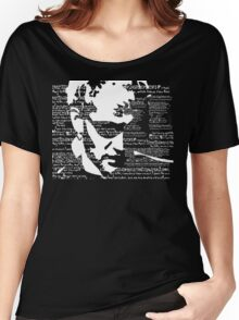 Layne Staley 'Junkhead' tee Women's Relaxed Fit T-Shirt