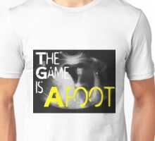 The Game is Afoot Unisex T-Shirt