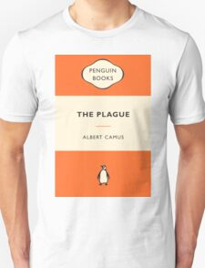 The Plague Penguin Cover T-Shirt