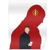 The Flash - Minimalist Poster