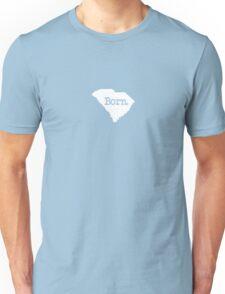 South Carolina Born SC Unisex T-Shirt