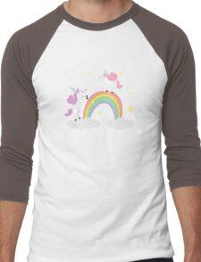 I Believe Men's Baseball ¾ T-Shirt