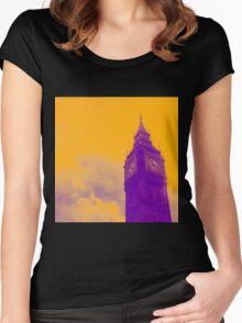 big ben Women's Fitted Scoop T-Shirt