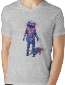 The Walking Tapes Mens V-Neck T-Shirt