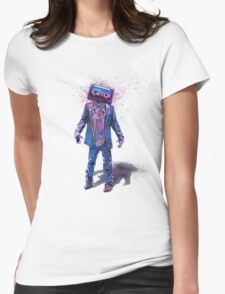 The Walking Tapes Womens Fitted T-Shirt