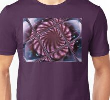 Through The Candy Store Glass Unisex T-Shirt