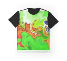 Penalussia V1 - digital abstract Graphic T-Shirt
