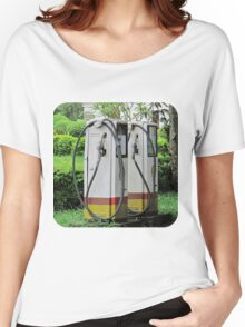 At the Pump  Women's Relaxed Fit T-Shirt
