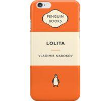Lolita Penguin Cover iPhone Case/Skin