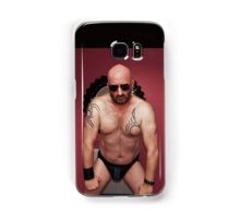 Troy - Muscle Jock Samsung Galaxy Case/Skin