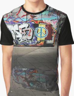 South Bank skate park Graphic T-Shirt