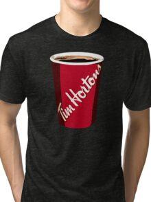Tim Horton's Cup Tri-blend T-Shirt