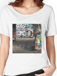 South Bank skate park Women's Relaxed Fit T-Shirt