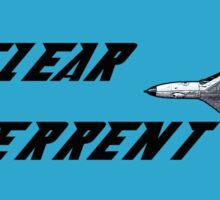 Britain's Nuclear Deterrent Sticker