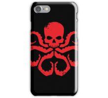 HYDRA Badge - Red iPhone Case/Skin