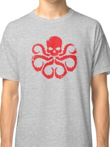 HYDRA Badge - Red Classic T-Shirt