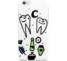 Witch supplies iPhone Case/Skin