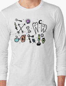 Witch supplies Long Sleeve T-Shirt