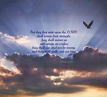 But They That Wait Upon the Lord... by Kathy Weaver