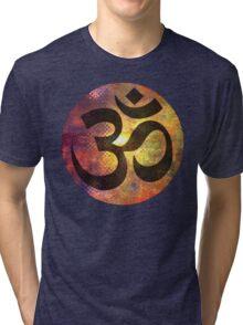 Power of Om Tri-blend T-Shirt