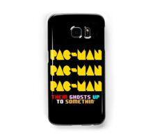 PACMAN/Jumpman Color Samsung Galaxy Case/Skin