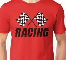 Racing Flags  Unisex T-Shirt