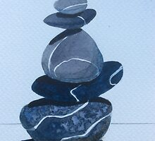 Neatly Balanced by Val Spayne