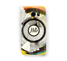 Hello Escher  Samsung Galaxy Case/Skin