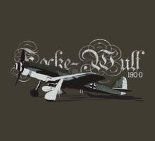 Focke-Wulf 190 D by Siegeworks .
