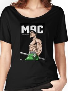 MAC Women's Relaxed Fit T-Shirt