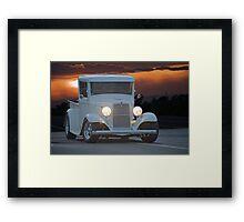 1934 Ford Pickup Framed Print