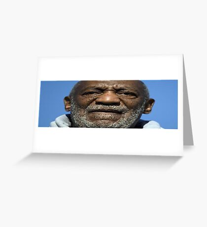 Bille Willie Greeting Card