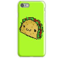 Pixel Art Taco iPhone Case/Skin