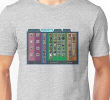 Digimon Chart Unisex T-Shirt