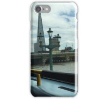 bus view iPhone Case/Skin