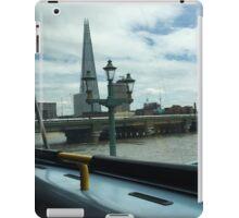 bus view iPad Case/Skin