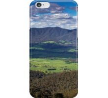 valley paradise iPhone Case/Skin