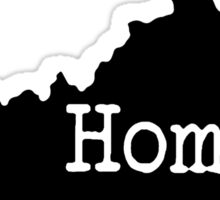 Kentucky Home KY Sticker